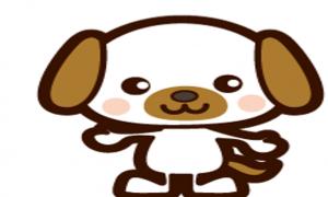 【爆笑】マスクを付けた犬のイラストが違和感ありすぎるww笑ってしまうイラストとは??